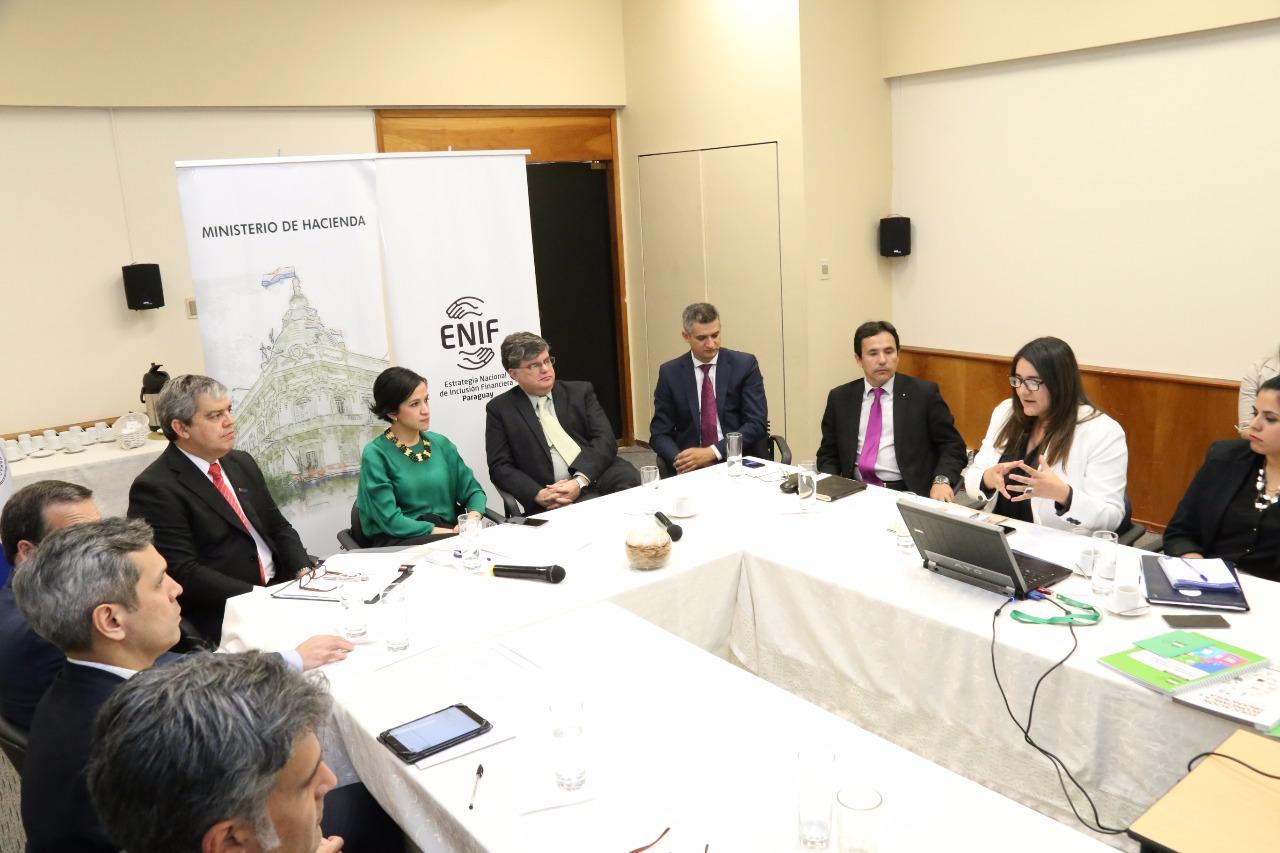 Comité Nacional de Inclusión Financiera analizó ingreso de nuevos miembros