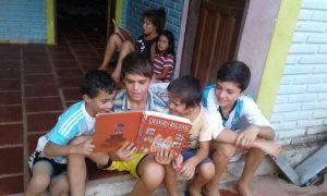 Foto: Secretaría Nacional de la niñez y la Adolescencia (SNNA)