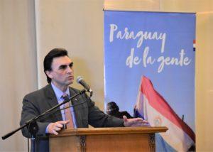 Ministro Carlos Pereita Olmedo