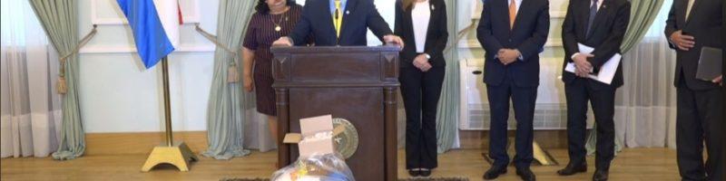 Gobierno coordina entrega de asistencia alimentaria a sectores más vulnerables