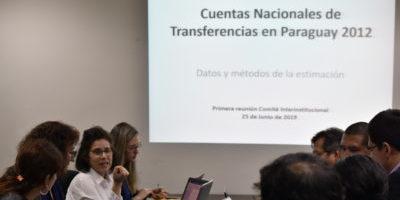 Se encuentra disponible el informe final sobre Cuentas Nacionales de Transferencia