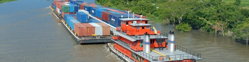 Evalúan propuesta privada de navegabilidad del río Paraguay