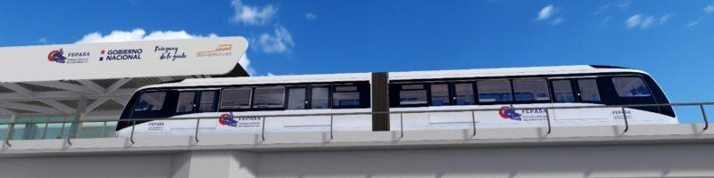 STP recibe propuesta de implementación de Tren de Cercanía
