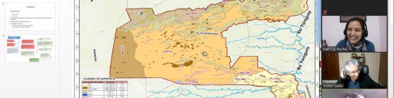 Puerto Casado conforma instancia para elaboración de plan de ordenamiento territorial