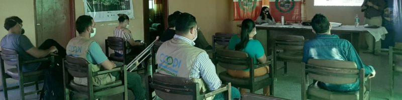 En Puerto Casado socializaron detalles para avanzar con el POUT