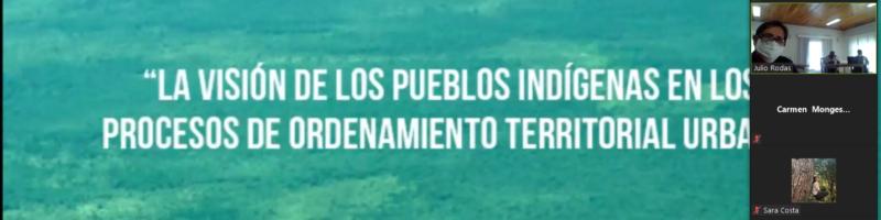 Perspectiva de pueblos indígenas será incorporada al POUT de Fildelfia