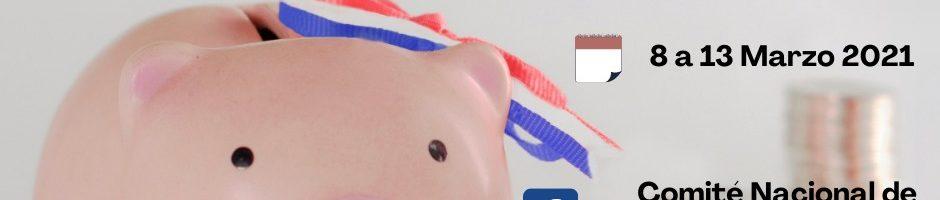 Invitan a participar de la Semana Nacional de la Educación Financiera