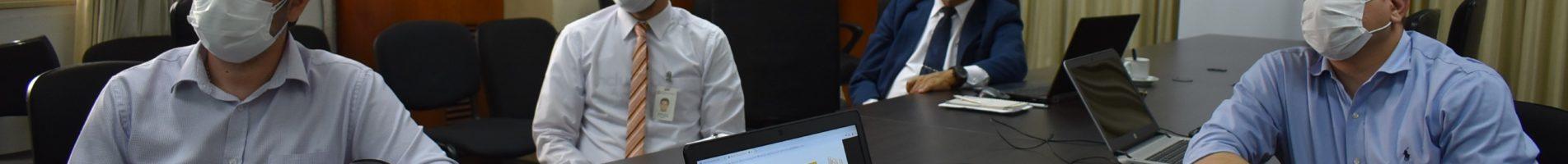 Comparten propuesta para avanzar en plan maestro de la Franja Costera de Asunción