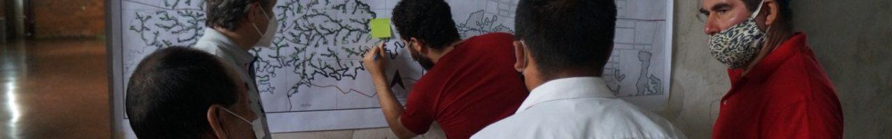 Municipio de Naranjal avanza en su plan de ordenamiento urbano y territorial