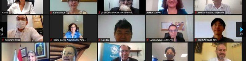Avanzan con Informe Nacional Voluntario de Paraguay