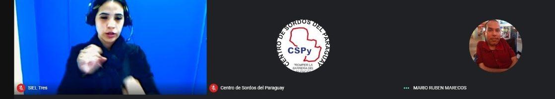 Subcomisión a favor de los derechos de personas con discapacidad contó con apoyo del Centro de Relevo