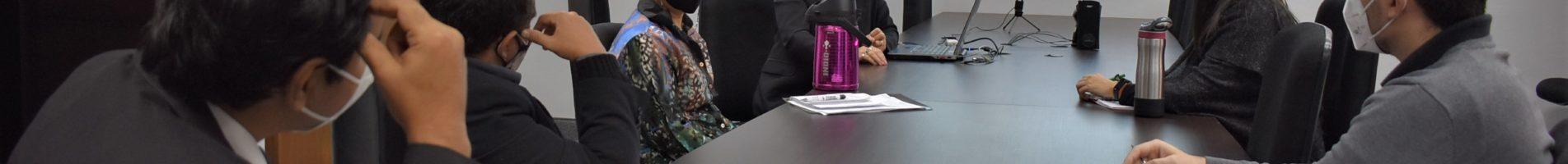 Comisión interna ODS mantuvo su primera reunión de trabajo