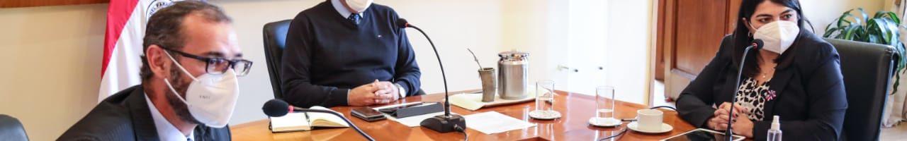 Club de Ejecutivo se interiorizó sobre proyecto de Ley de Suministros y Compras Públicas