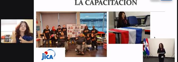 Exbecarios de JICA compartieron sus experiencias de capacitación