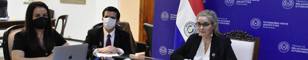 Paraguay presentó segundo Informe Nacional Voluntario