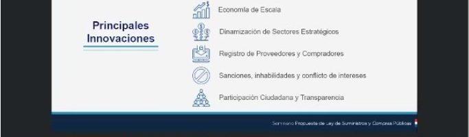 Propuesta de Ley de Suministro Público fue compartida con comunidad educativa de la UNE