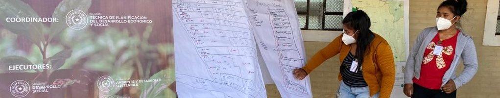 PROEZA inició consultas en San Pedro a comunidades indígenas