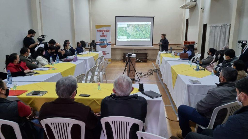 Fernando de la Mora, Capiatá y San Lorenzo elaboran estrategia territorial metropolitana