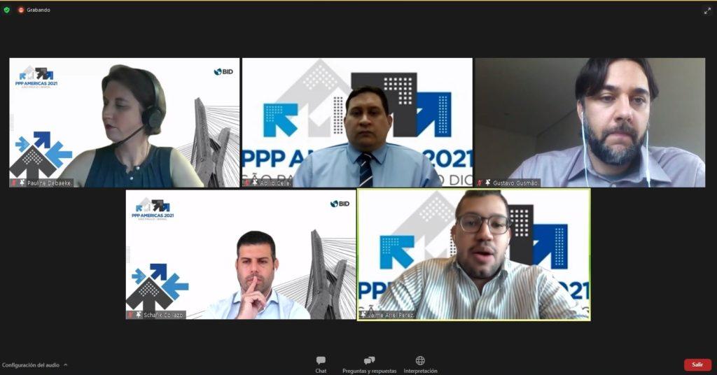 STP comparte experiencias en temas de APP y metodología de Valor por Dinero