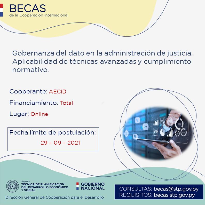 AECID ofrece curso online con financiamiento total