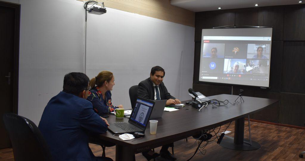 Medicina UNCA busca fortalecer su gestión con apoyo de la STP