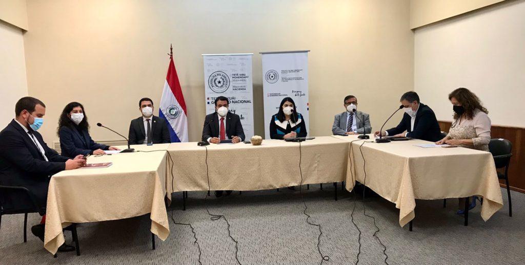 Presentan plataforma Paraguay en Resultados para fortalecer la transparencia