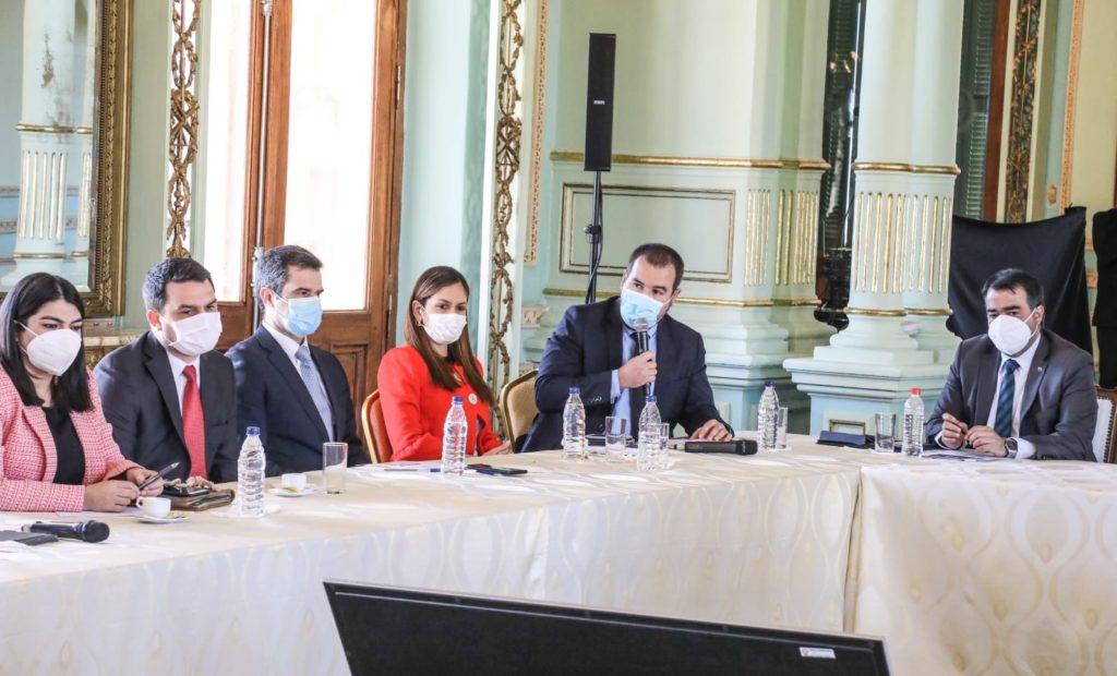 Presentan plan de contingencia climática a sector productivo