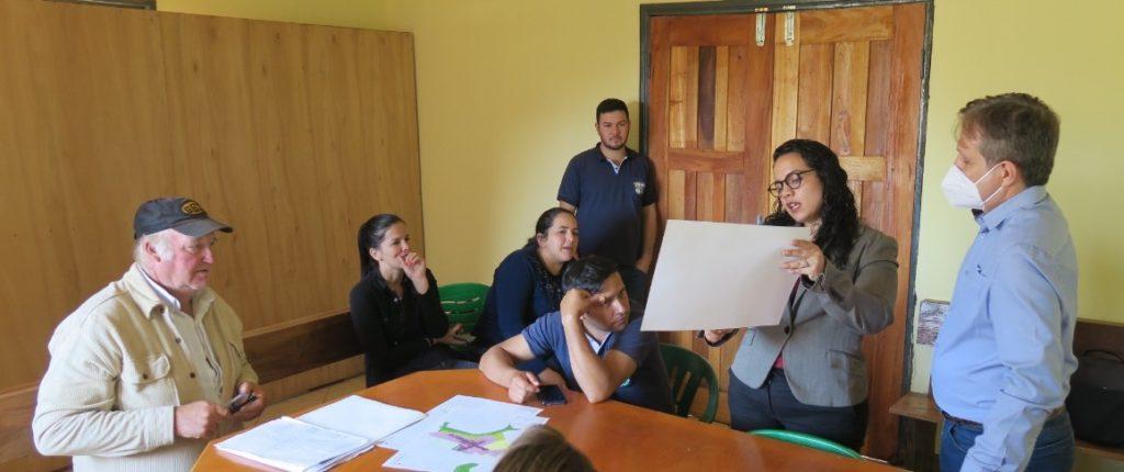 Municipio de Vaquería avanza en etapa final de su plan de ordenamiento territorial