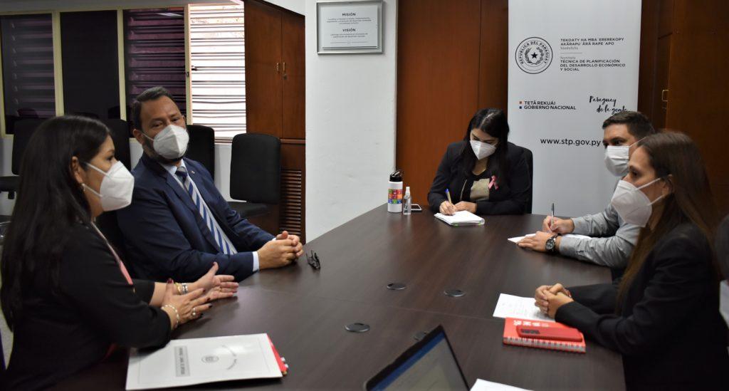Buscan fortalecer gestión institucional de la Cámara de Diputados
