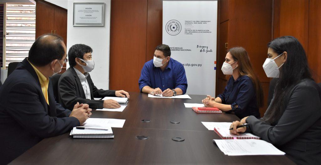 STP y JICA impulsan programas de cooperación con nuestro país