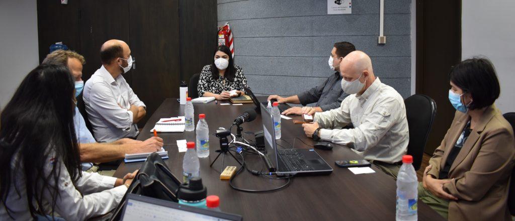 STP inicia conversaciones con sector privado sobre proyecto PROEZA
