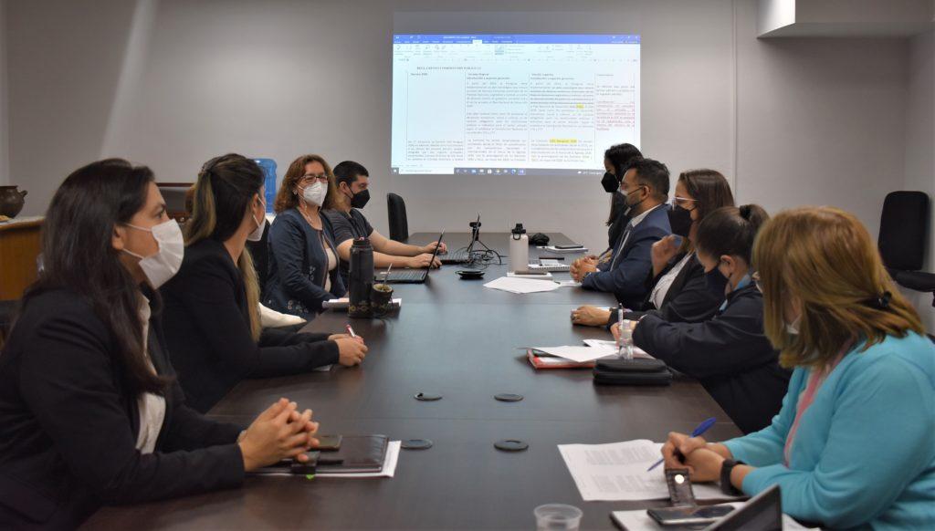 Inicia revisión del reglamento interno de la Comisión ODS Paraguay